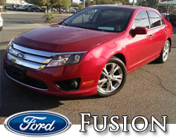 Used Ford Fusion For Sale Apache Junction