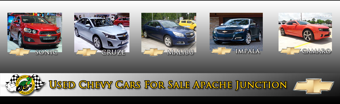 Used Chevy Cars For Sale Apache Junction AZ