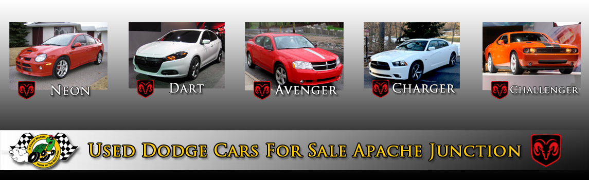 Used Dodge Cars For Sale Apache Junction