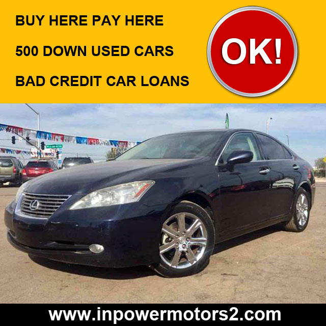 Buy Here Pay Here Cars Bad Credit