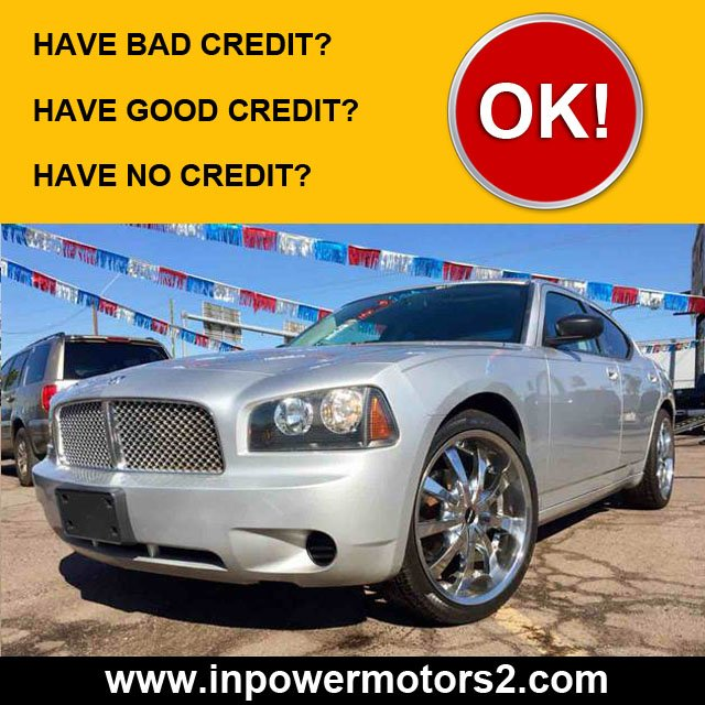 No Credit Used Car Dealership-Phoenix Bad Credit Preowned